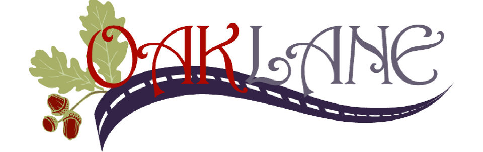 logo for Oak Lane Acoustic music band